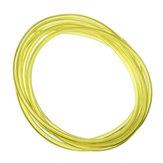 Tubo de gas combustible gasolina de 20 m de largo amarillo Tygon Manguera para soplador de sierra de cadena