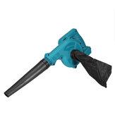 منظف الغبار اللاسلكي للورق ، أداة نفخ الهواء القوة لماكيتا 18 فولت البطارية