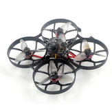 URUAV UZ85 85mm 2S DIY Whoop FPV Racing Drone PNP/BNF Caddx ANT Lite Cam AIO 4IN1 CrazybeeX FC 1102 10000KV Motor 5A ESC