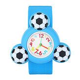 3D Cartoon draaiende horloge basketbal Dolfijn ontwerp Wrist Watch jongens meisjes cadeau kinderen horloges
