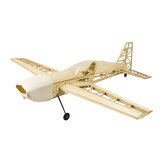 EXTRA 330 Upgraded 1000mm Wingspan Balsa Wood Building RC Airplane Kit
