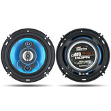 2PCS 6 Inch 500W 2 Way Universal Car Coaxial Speaker Loudspeaker Auto Audio Stereo Full Range Frequency Hifi Loud Speaker