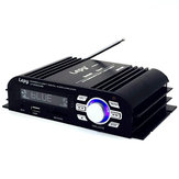 Lepy LP-2020 Amplificador Stereo Mini Class T Bluetooth Áudio Digital HiFi Power Amp