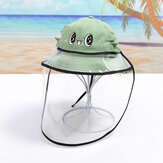 Kids / Little Kids(1-4ys)  Cotton Hat Child Protective Hat Baby Sunscreen Sun Hat