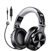Oneodio A71D Oyun Kulaklığı Oyuncu Bilgisayarı 3.5mm Aşırı Kulak Stereo Kablolu Oyun Kulaklık Takılabilir Mikrofon ile PS4 / Xbox / Phonec için Telefon Mp3 PC