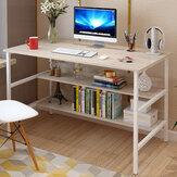 120x45x73cm Laptop Computer Schreibtisch Studiertisch Lagerung Home Office Workstation Satz