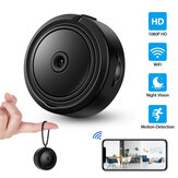 A11 HD 1080P Mini WiFi Camera Pocket Body Camera Remote Monitor CCTV Webcam Video Wireless IR Night Vision Home Security DVR Camcord