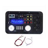 DSP Bluetooth MP3 Decoder Board Karaoke Voorversterker Mixer EQ Lossless Fiber Coaxiale Equalizer voor Versterker Audio Thuisbioscoop