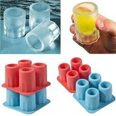 Creative Ice Cup Ice Modelo Ice Cube Ice Caja Cocina Fancy Commodity Ice Mould