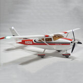 Hookll Cessna 182 V2 1410mm Wingspan EPO RC Airplane KIT / PNP con luce a led
