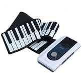 iWord 88 Key Professional Roll Up Piano Z klawiaturą MIDI