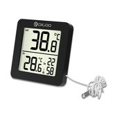 DIGOO DG-TH01 Mini LCD Digitale thermometer Multifunctionele indoor Outdoor probe temperatuursensor monitor