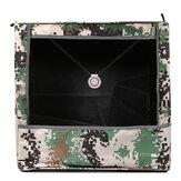 Boîte de cible de fronde pliable carrée de 40 CM outil de pratique de visée extérieure Portable catapultes recycler le boîtier de tir avec tissu tampon