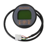TR16 50A / 100A / 350A 80V Batteria Voltmetro di corrente LCD Display Monitor Tester digitale