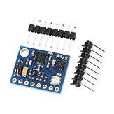 GY-87 MPU6050 HMC5883L BMP180 Modulo sensore 10DOF Accelerometro giroscopio a 3 assi 5V Geekcreit per Arduino - prodotti che funzionano con schede ufficiali Arduino