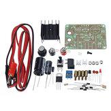 Regolatore di tensione regolabile continuo da CC / CA a CC LM317 fai-da-te 1,25 V-37 V con kit di protezione