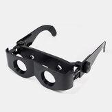 Unisex Fishing Telescope Glasses Night Vision HD Low-light Outdoor Portable Fishing Glasses