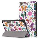 Pokrowiec na tablet Tri-Fold do Lenovo Tab E10 Tablet - Butterfly