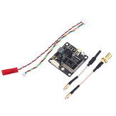 Eachine TX1200 25/200/600 / 1000mW 5.8GHz 40CH FPV-zender LED Display Ondersteuning Smart Audio OSD Pitmode MIC