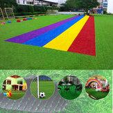 Artificial Lawn Turf Grass Artificial Lawn Carpet Simulation Outdoor Green Lawn for Garden Patio Landscape