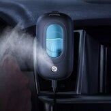 Baseus DHMNC-01 / DHMNC-15 voiture Portable Mini pulvérisation magnétique humidificateur d'air diffuseur d'arômeUSB charge Nano atomisation