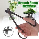 190mm High Hardness Steel Garden Bonsai Root Pruning Scissors Cutting Tools