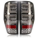 LED Car Tail Light with Bulbs Wiring Smoked Cover for Ford Ranger Raptor T6 T7 PX MK1 MK2 Wildtrak 12-19