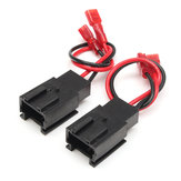 Peugeot 206 & Citroen Speaker Adaptor Lead Loom Connectors PC2-821 Pair