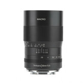7artisans 60mm f2.8 1: 1 Vergroting Macro Focus Lens Geschikt voor Sony E-mount voor Fuji voor M4 / 3 Mount Mirrorless Camera A6500 A6400