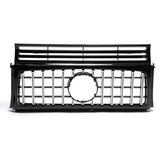 Universal Black For AMG Mercedes W463 GTR Grille G Wagon 550 G500 G350 G55 G63 Front 1990-2017