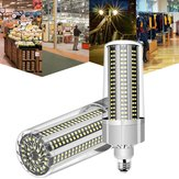 E27 120W No Strobe Energy-saving Fan Cooling 366 LED Corn Light Bulb for Home Garden AC100-277V