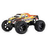 2 Batteries ZD Racing 08427 1/8 120A 4WD  Brushless RC Car Off-Road Truck RTR Model