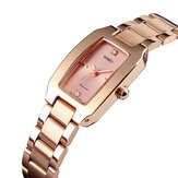 SKMEI 1400 Fashionable Waterproof  Women Wrist Quartz Watch