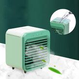 Humidificateur de climatiseur portable 3 en 1 3 vitesses refroidisseur ventilateur évaporatif à faible bruit pour bureau à domicile
