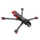 iFlight Chimera7 320mm empattement 7 pouces Kit de cadre longue portée Support DJI unité aérienne pour Drone de course Freestyle RC FPV