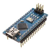 5Pcs ATmega328P Nano V3 Módulo versão aprimorada sem cabo Geekcreit para Arduino - produtos que funcionam com placas Arduino oficiais