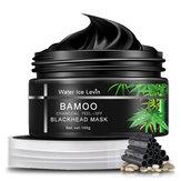 Water Ice Levin Bambu Kömür Siyah Nokta Maske Soyucu Temizleme Pürüzsüz Gözenek Temizleme