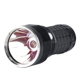 Convoy 4X18A SBT90.2 5400LM 1122M Güçlü LED El Feneri TYPE-C Şarj Edilebilir 18650 Taktik Meşalesi Süper Parlak Avcılık Binicilik Gecesi Balıkçılık Lamba