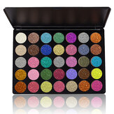 VERONNI Glitter Eyeshadow Palette Yeux Cosmétiques Maquillage