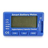 5 em 1 1s-7s bateria multifuncional rc poder tester servo tester