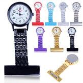 Relojesdeenfermeradelosnúmeros árabes del acero inoxidable Colorful Relojes