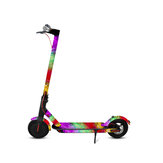 Electric Scooter Full Body Sticker Waterproof Tape Decals for Mijia M365 Electric Scooter Accessories