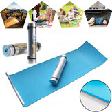Aluminum Film Moisture-proof Yoga Mat Workout Exercise Gym Fitness Pilates Picnic Mat Baby Kids Play Mats