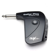 Nux GP-1 المحمولة غيتار كهربائي مكبر للصوت مصغرة سماعة الأمبير مدمج تأثير تشويه أعلى جودة أجزاء الغيتار
