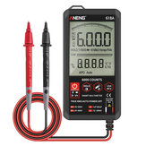 ANENG 618A Digital Multimeter Professional Smart Touch DC Analog True RMS Auto Tester Capacitor NCV Testers Meter