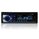 Coche Reproductor de MP3 estéreo de audio Bluetooth Estéreo Radio FM AUX con Control remoto Para iPhone X 8 / 8plus