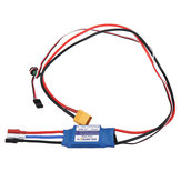 Volantex 30A Brushless ESC With XT60 Plug Spare Part For Ranger 2000 V757-8 RC Airplane