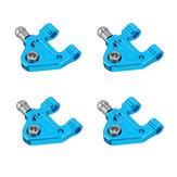 4 Stks / set WLtoys Metalen Upgrade Voor En Achter RC Auto Onderarm Voor 1/28 P929 P939 K969 K979 K989 K999