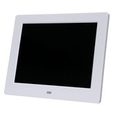 7-inch Electronic Album HD Touch Screen Digital Photo Picture Frame Album Alarm Clock MP3 MP4 Movie Player with Remote Control
