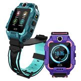 Bakeey Y99A 4G Smart Watch 1.4 inch Touch Screen GPS+WIFI+LBS Location Tracking SOS Front + Rear Rotational Dual Camera Waterproof Kids Smart Watch Phone